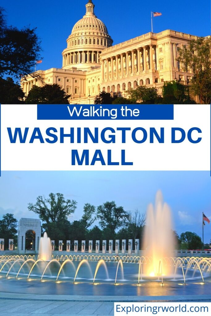 Mall Washington DC - Exploringrworld.com