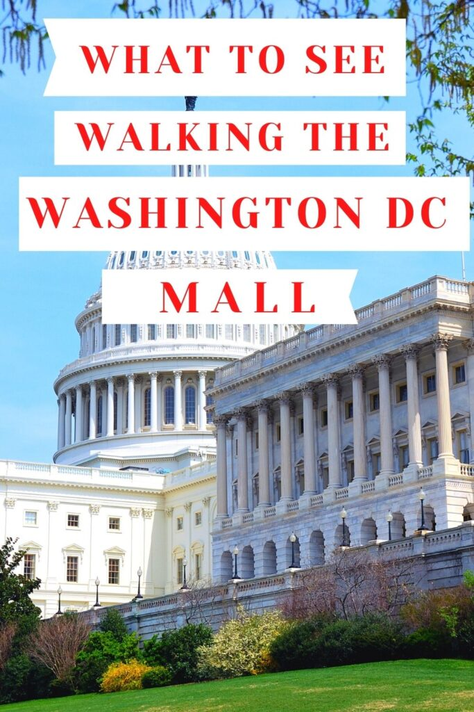 Washington DC Mall - Exploringrworld.com