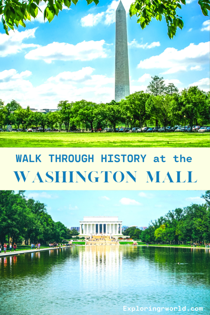 Washington Mall Washington DC - Exploringrworld.com