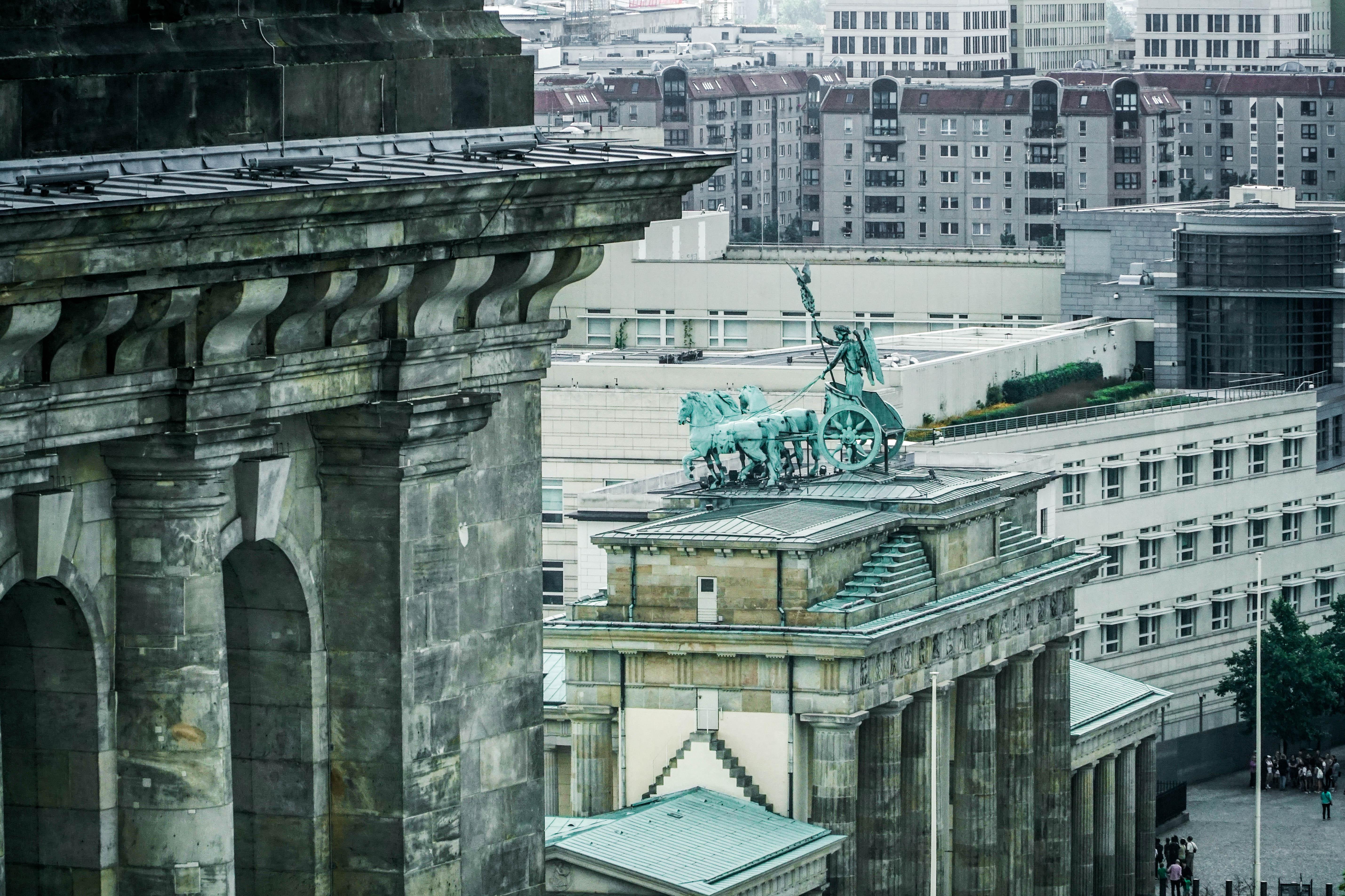 Reichstag Berlin Brandenburg Gate