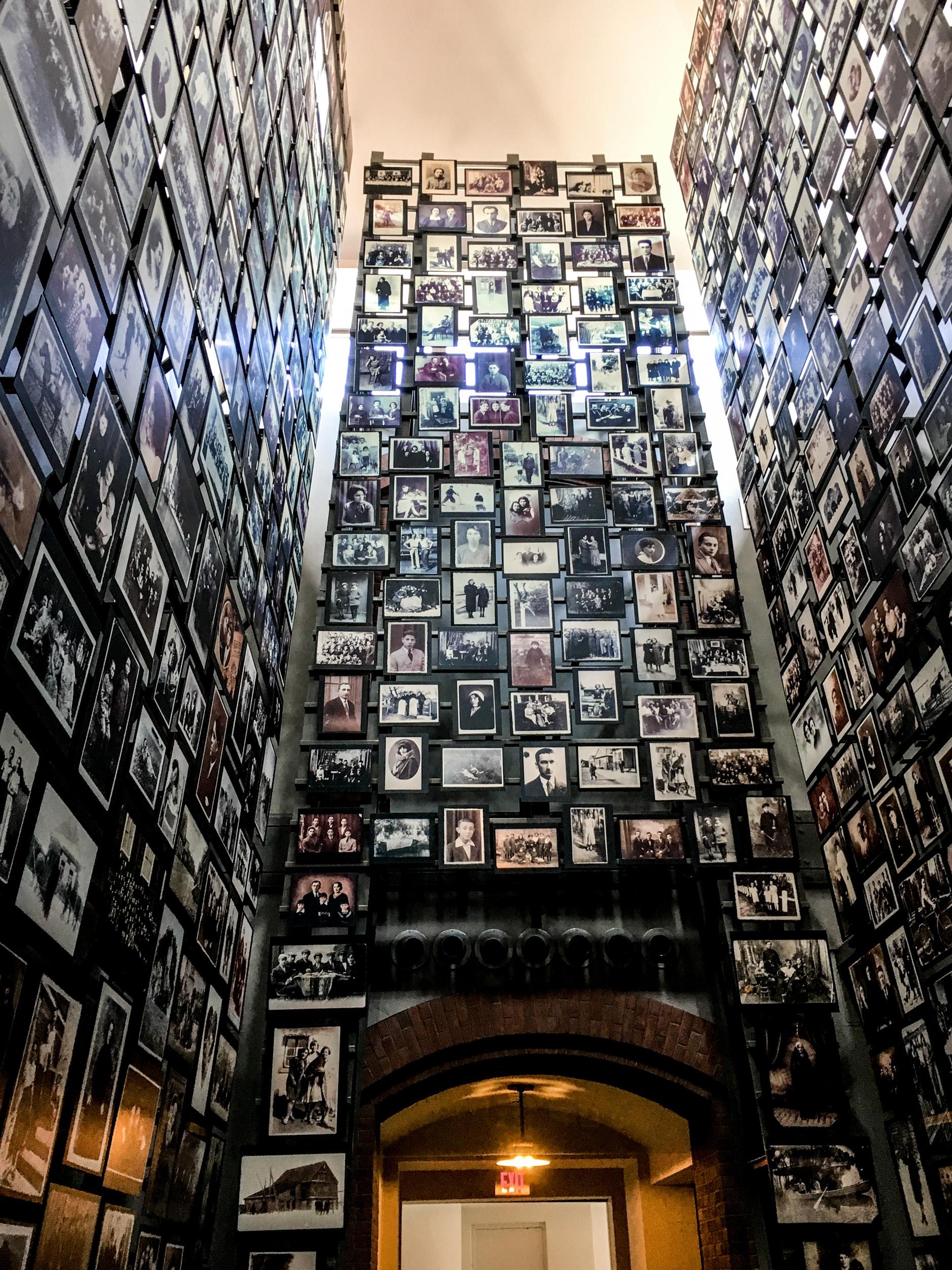 Holocaust Memorial Museum Washington DC