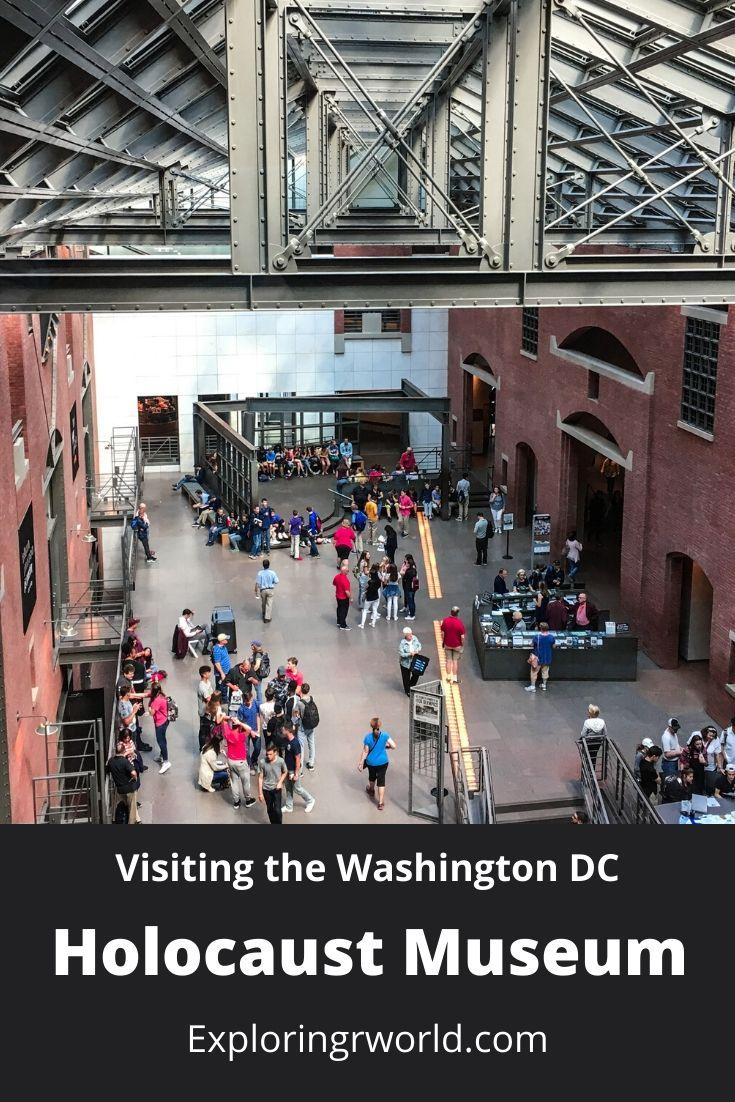 Washington DC Holocaust Museum -- exploringrworld.com