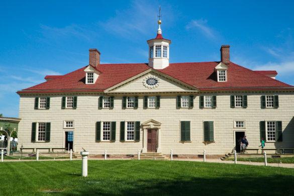 Mount Vernon, Washington DC