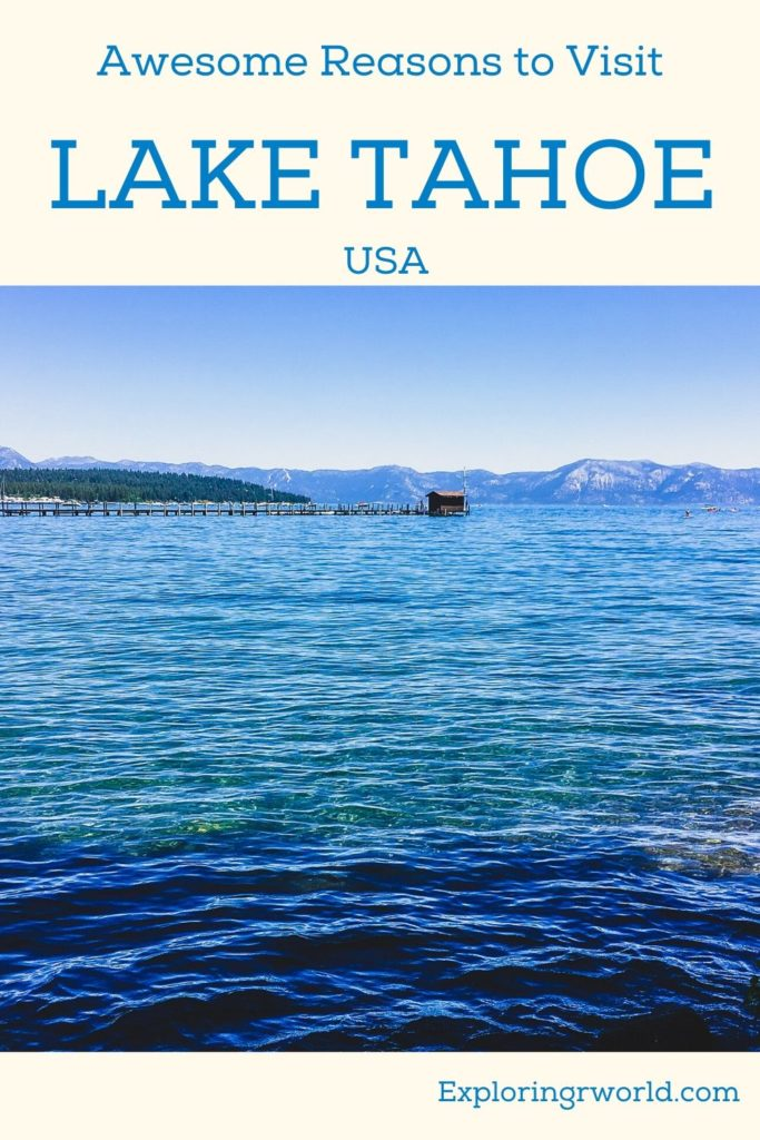 Lake Tahoe USA - Exploringrworld.com