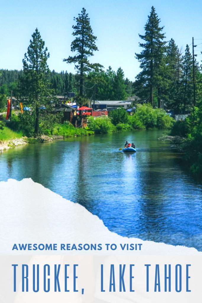 Truckee Lake Tahoe - Exploringrworld.com
