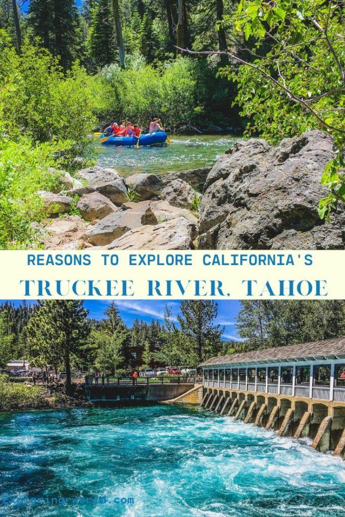 Truckee River California - Exploringrworld.com