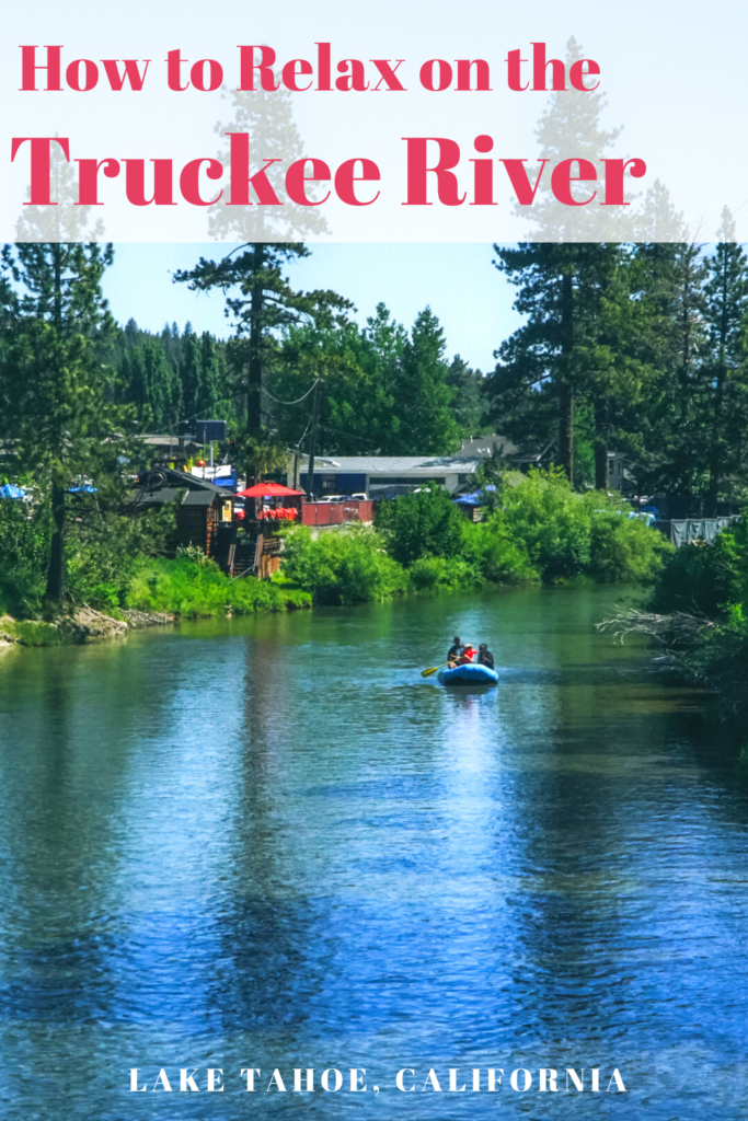 Truckee River Lake Tahoe - Exploringrworld.com