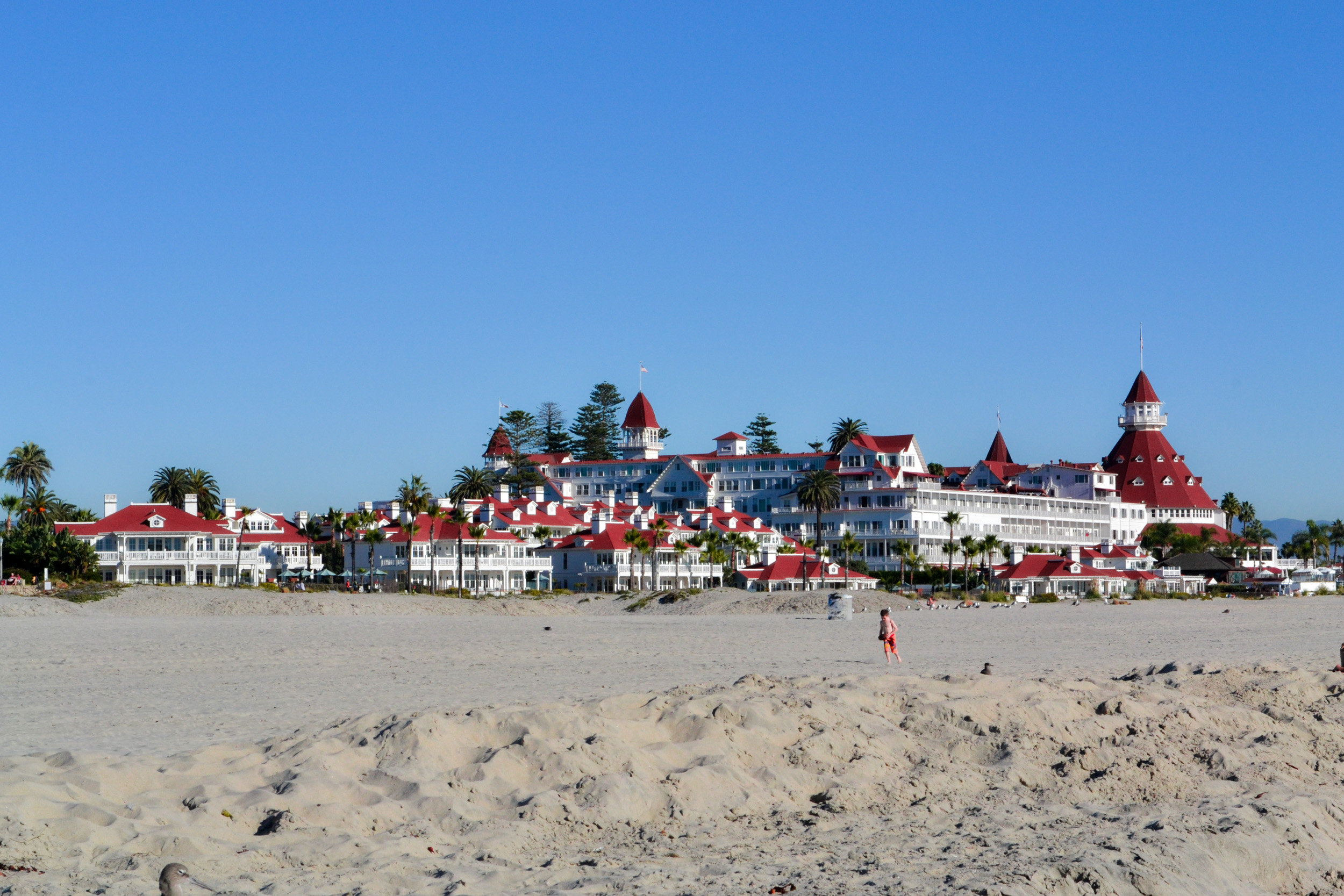 Coronado, Hotel del Coronado, San Diego