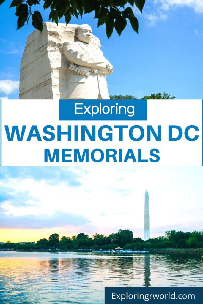 Washington DC Memorial