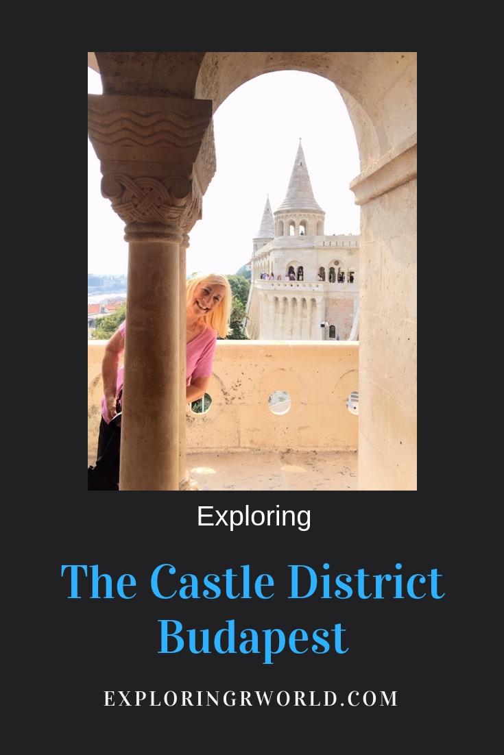 Castle District Budapest -- Exploringrworld.com