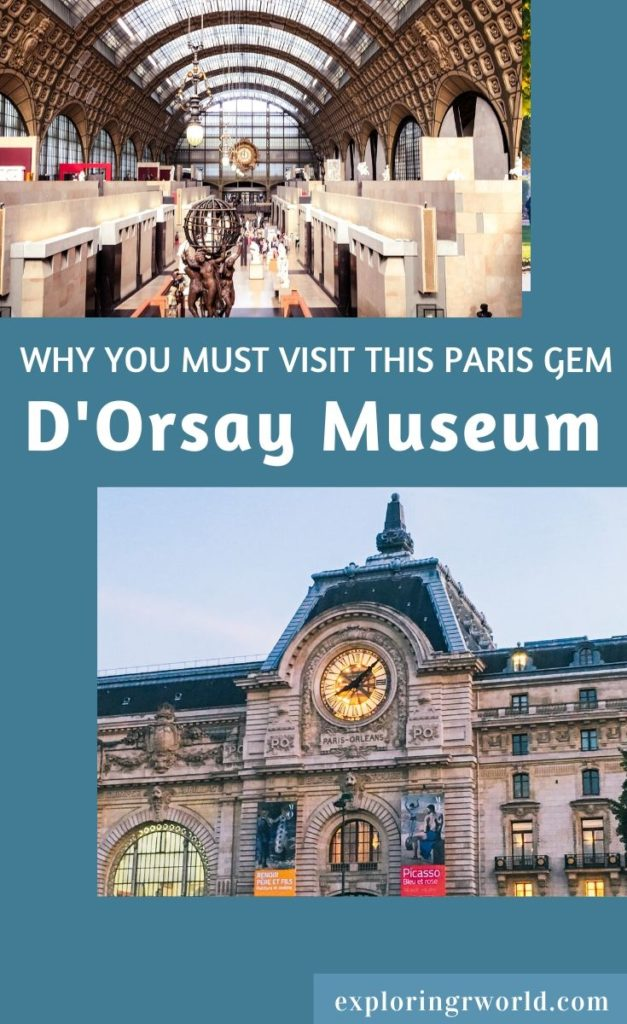 DOrsay Paris France - Exploringrworld.com