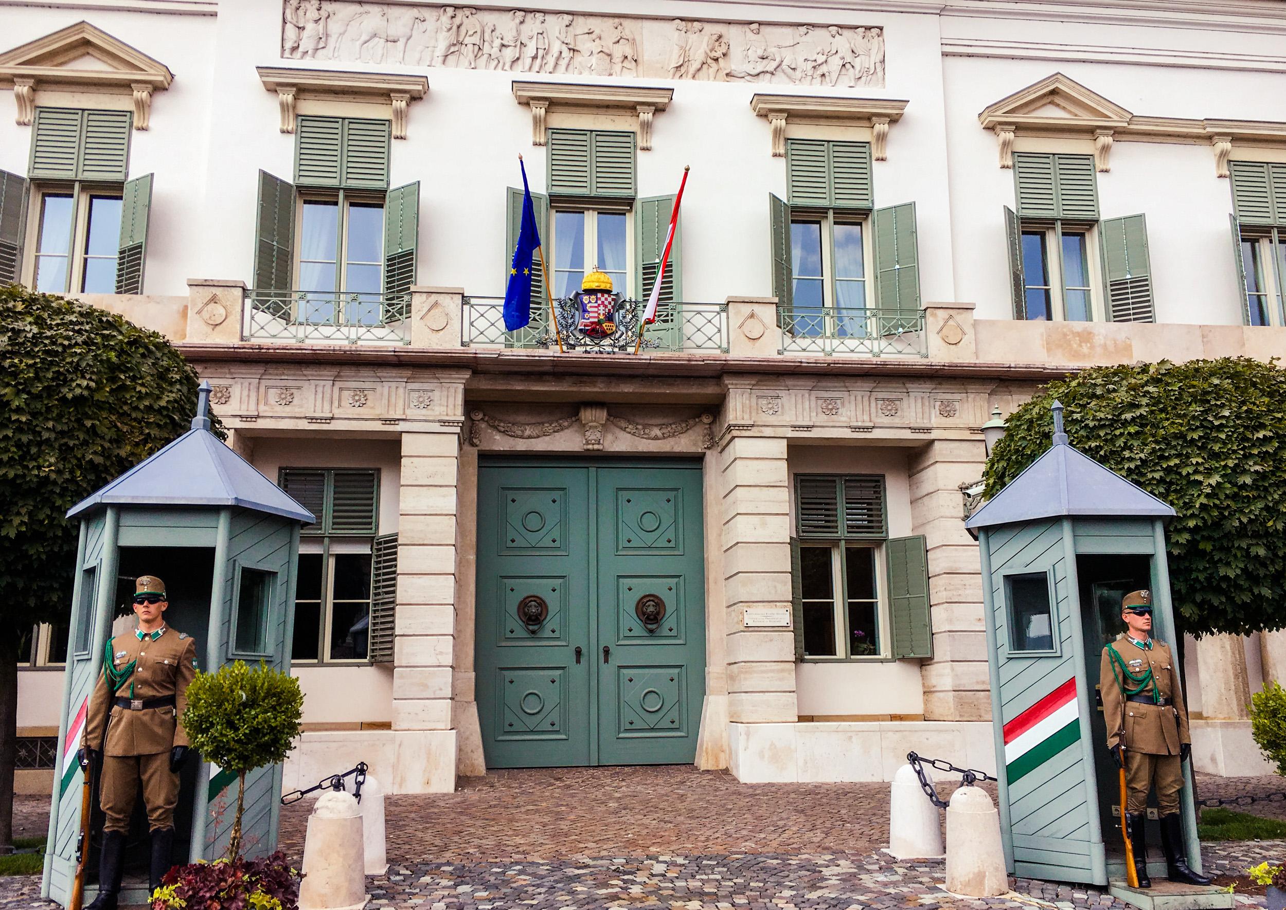 Castle District Budapest