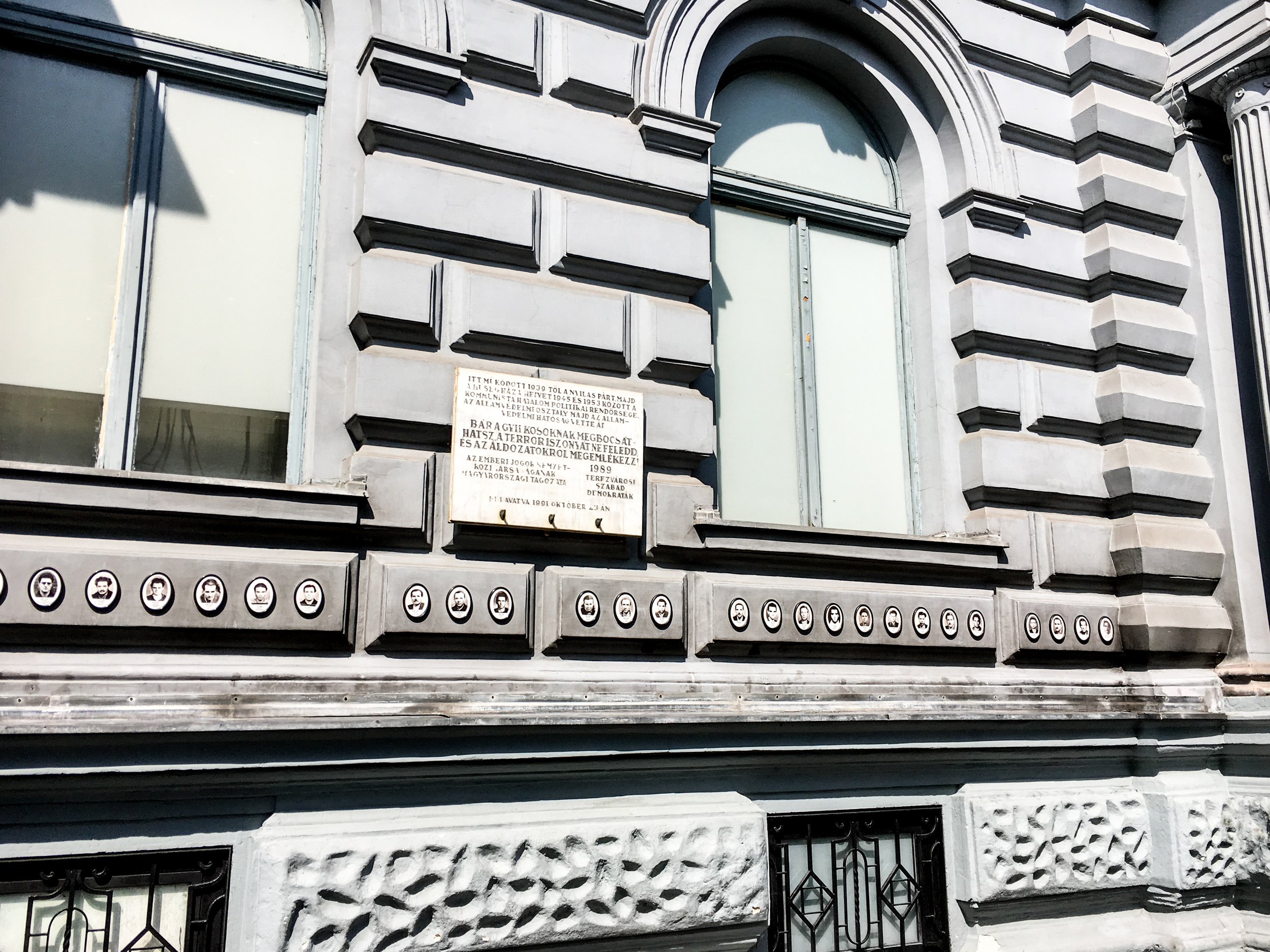 Museum of Terror Budapest