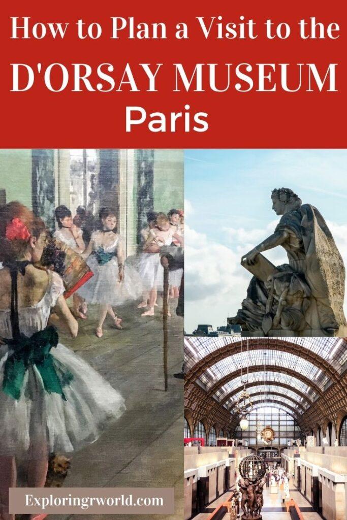 Paris DOrsay Museum