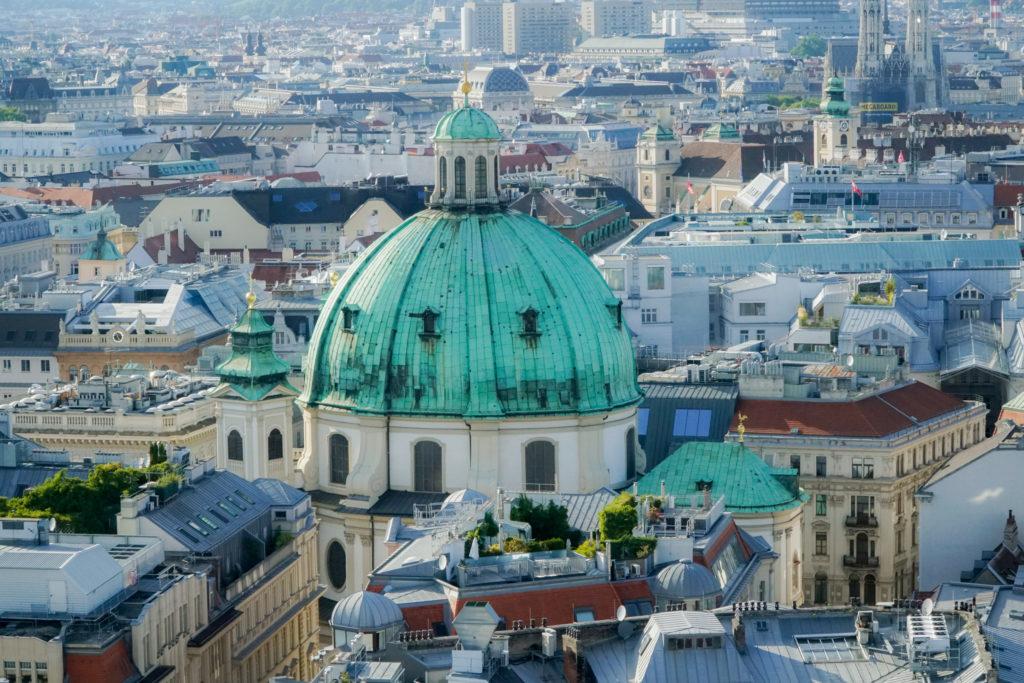 Vienna St Stephens