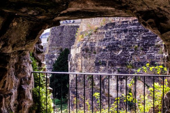 Luxembourg City Bock Casemates