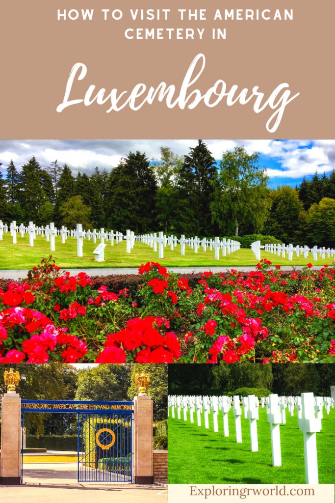 Luxembourg Cemetery - Exploringrworld.com