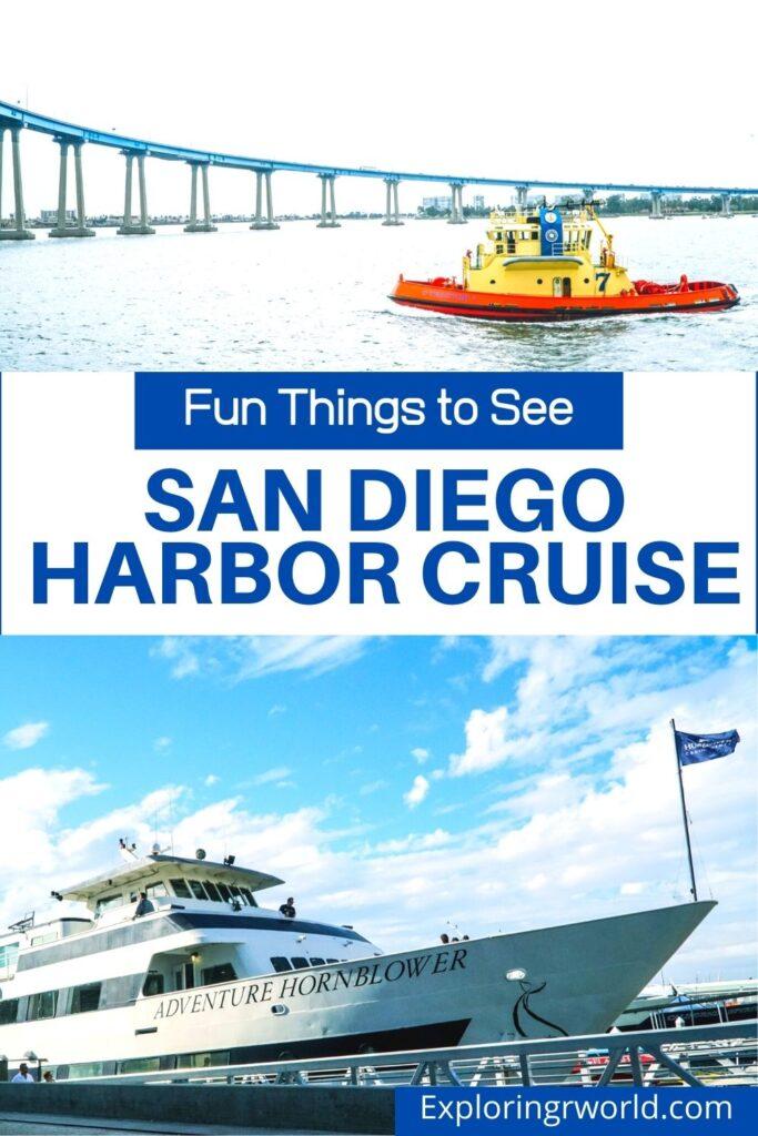 Harbor Cruise San Diego - Exploringrworld.com