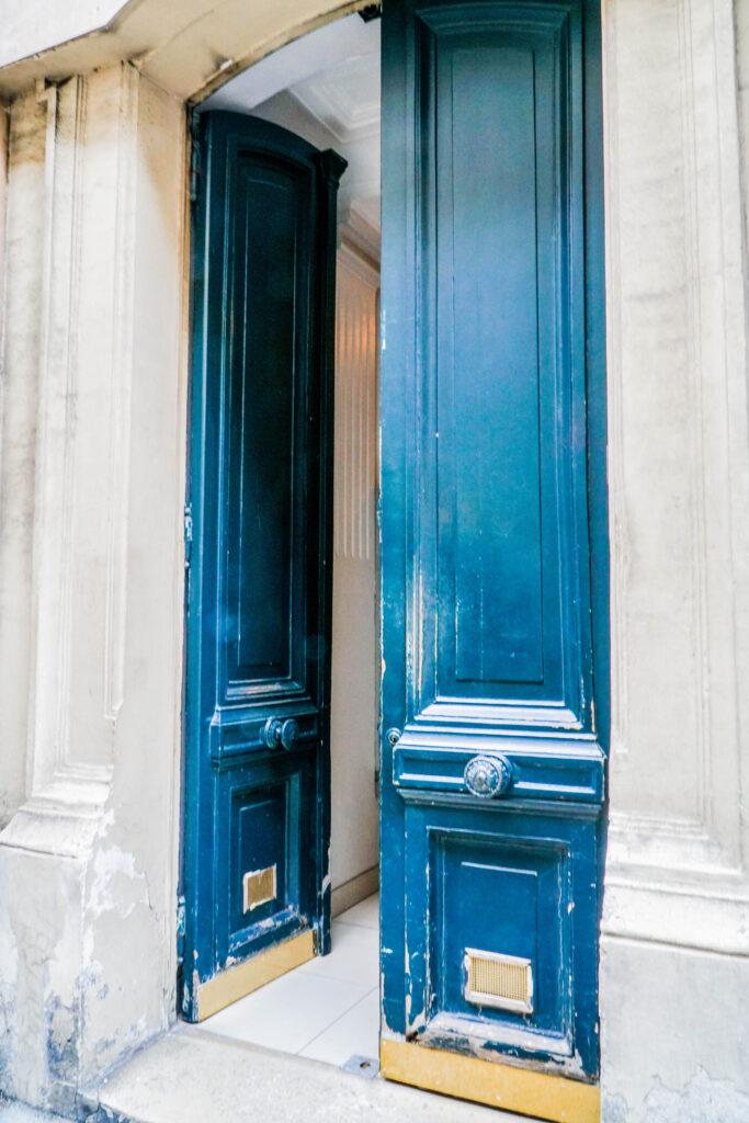 Paris Doors Latin Quarter