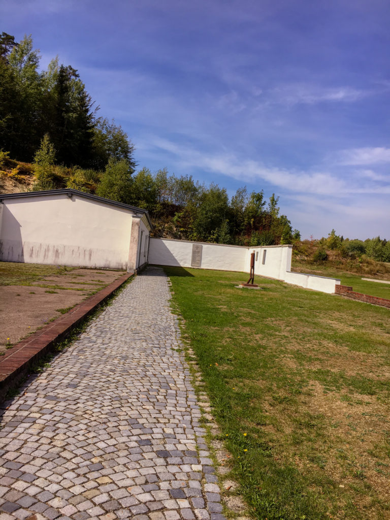 Flossenburg Memorial Germany
