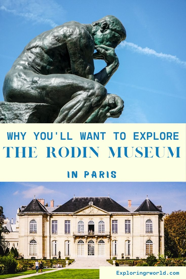 Paris Rodin Museum - Exploringrworld.com