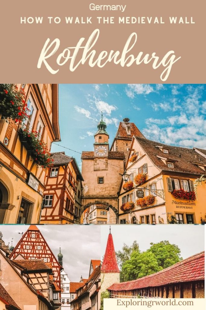 Rothenburg Medieval Wall - Exploringrworld.com