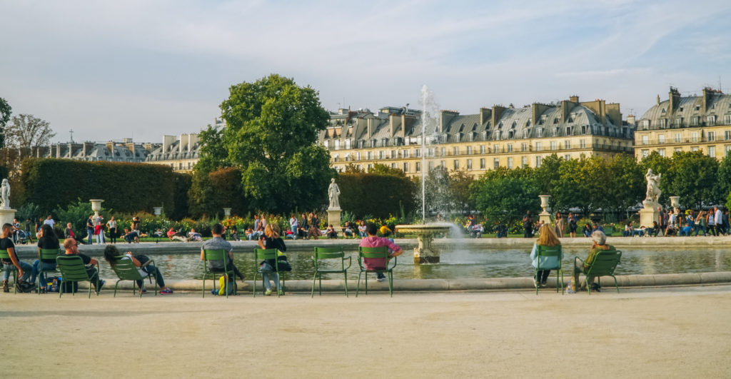 Tuileries Paris