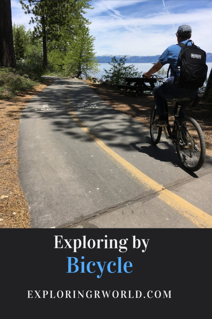 Exploring by Bicycle - Exploringrworld.com