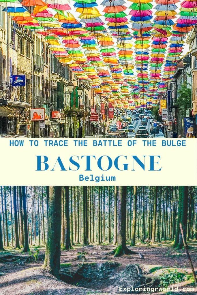 Bastogne Ardennes Belgium - Exploringrworld.com