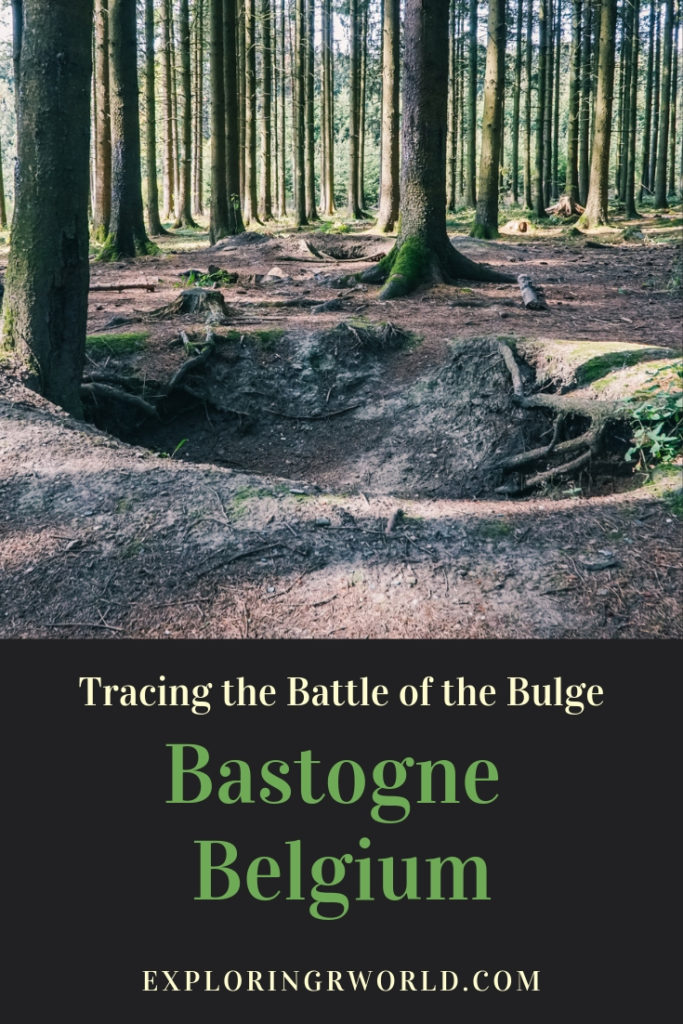 Bastogne Belgium - Battle of the Bulge - Exploringrworld.com