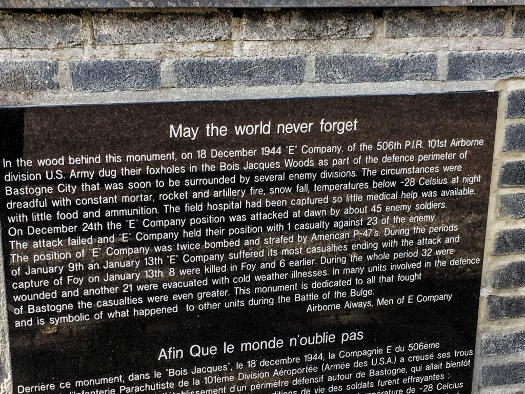 Bastogne Belgium