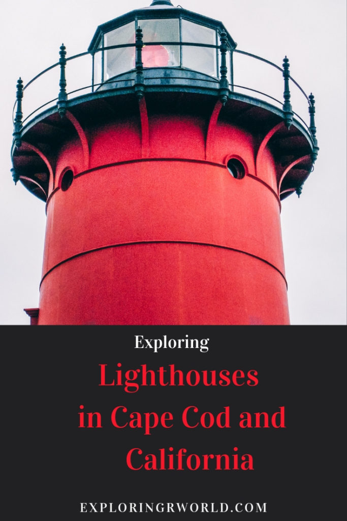 Lighthouses of Cape Cod and California - Exploringrworld.com
