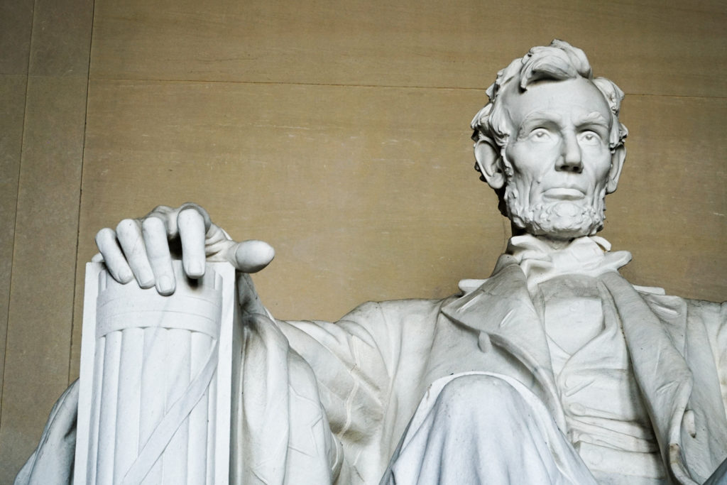 Lincoln Memorial Washington Mall