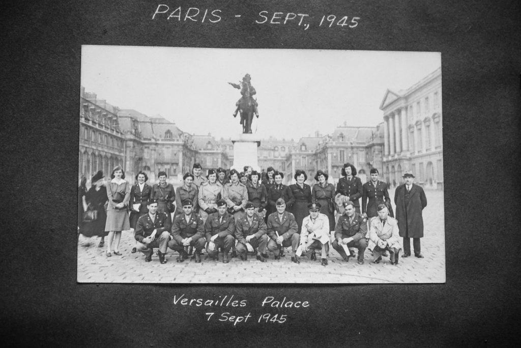 WWII Paris
