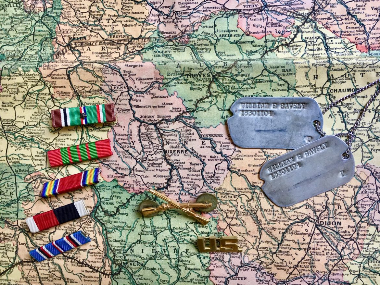 World War II Army France