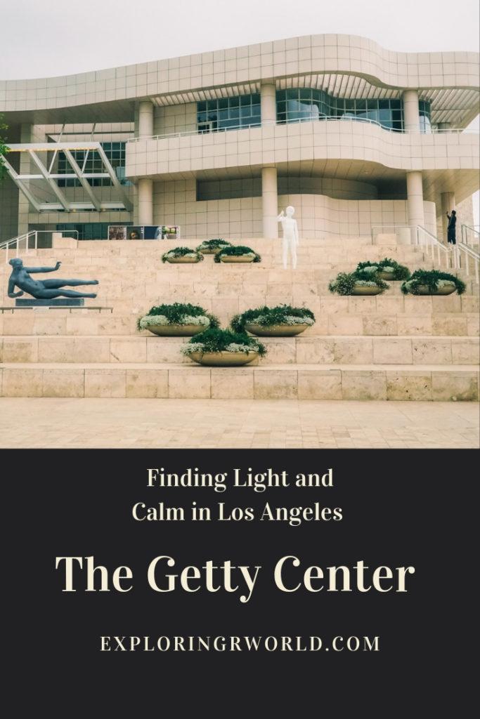 Getty Center - Los Angeles - Exploringrworld.com