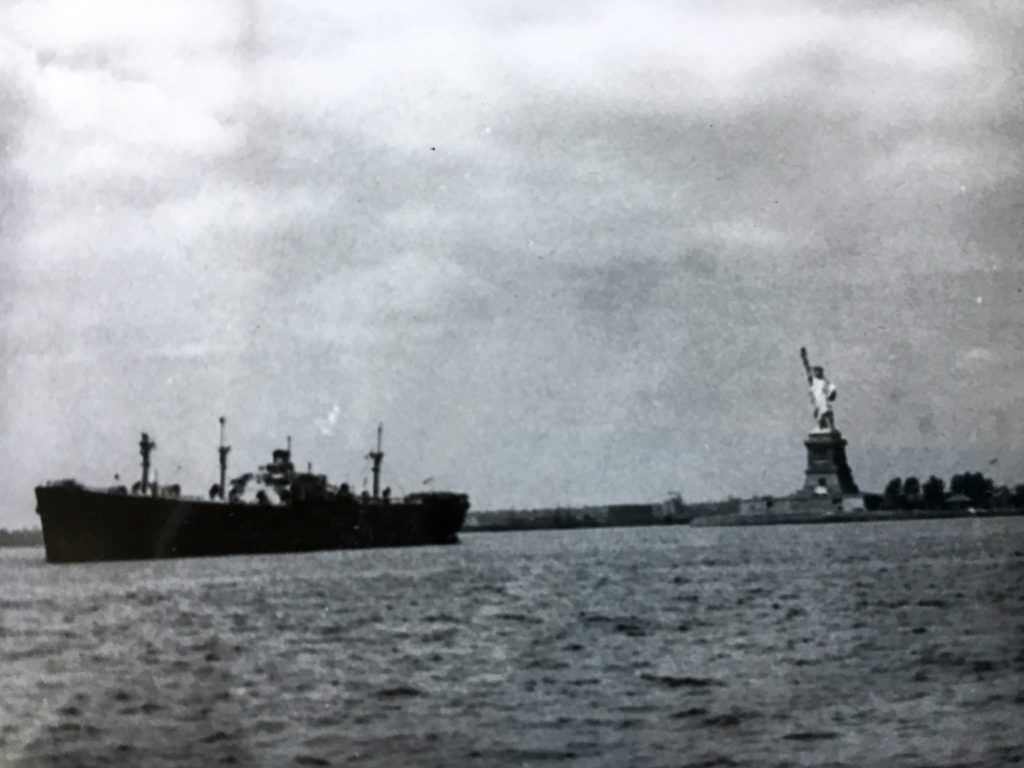 WWII Statue of Liberty