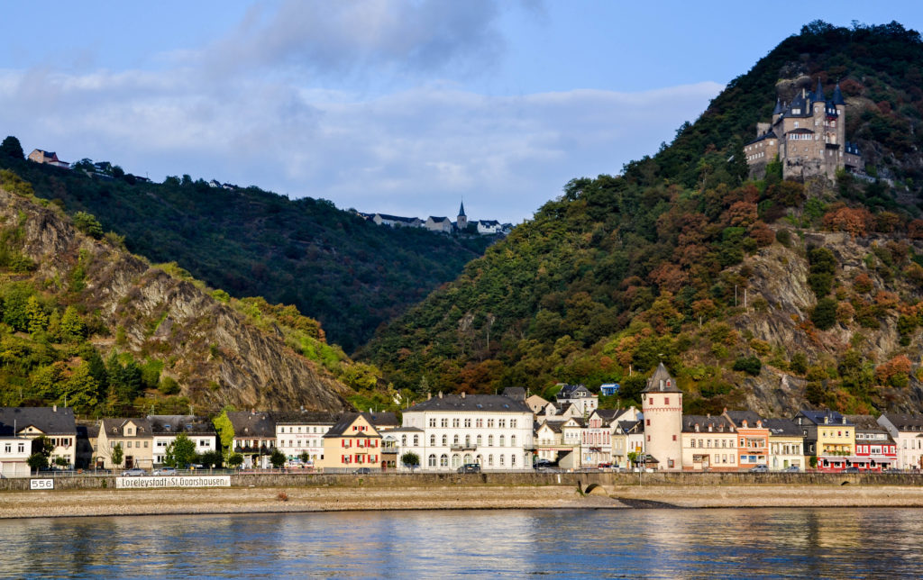 St Goar Germany