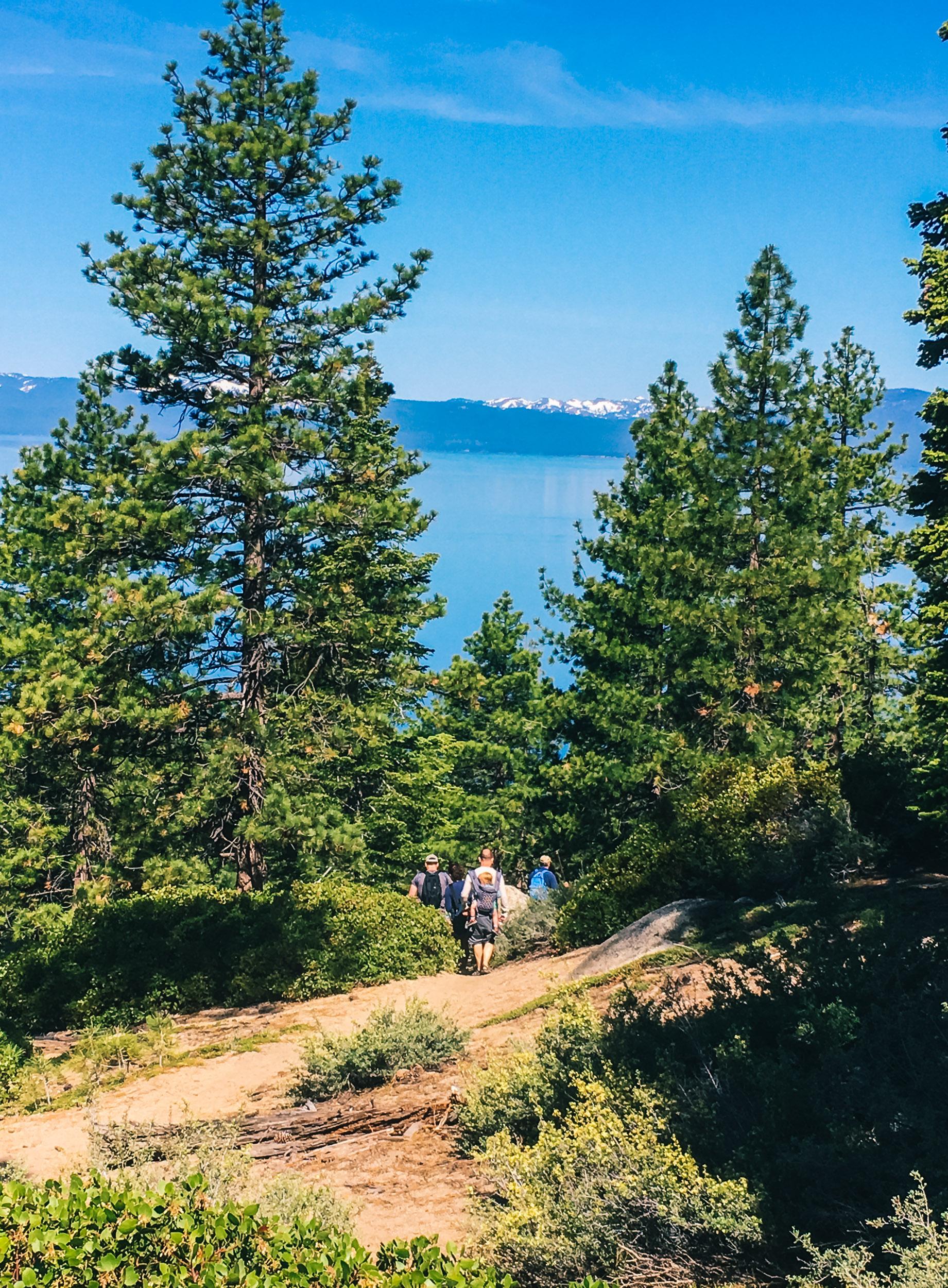 Lake Tahoe Skunk Harbor