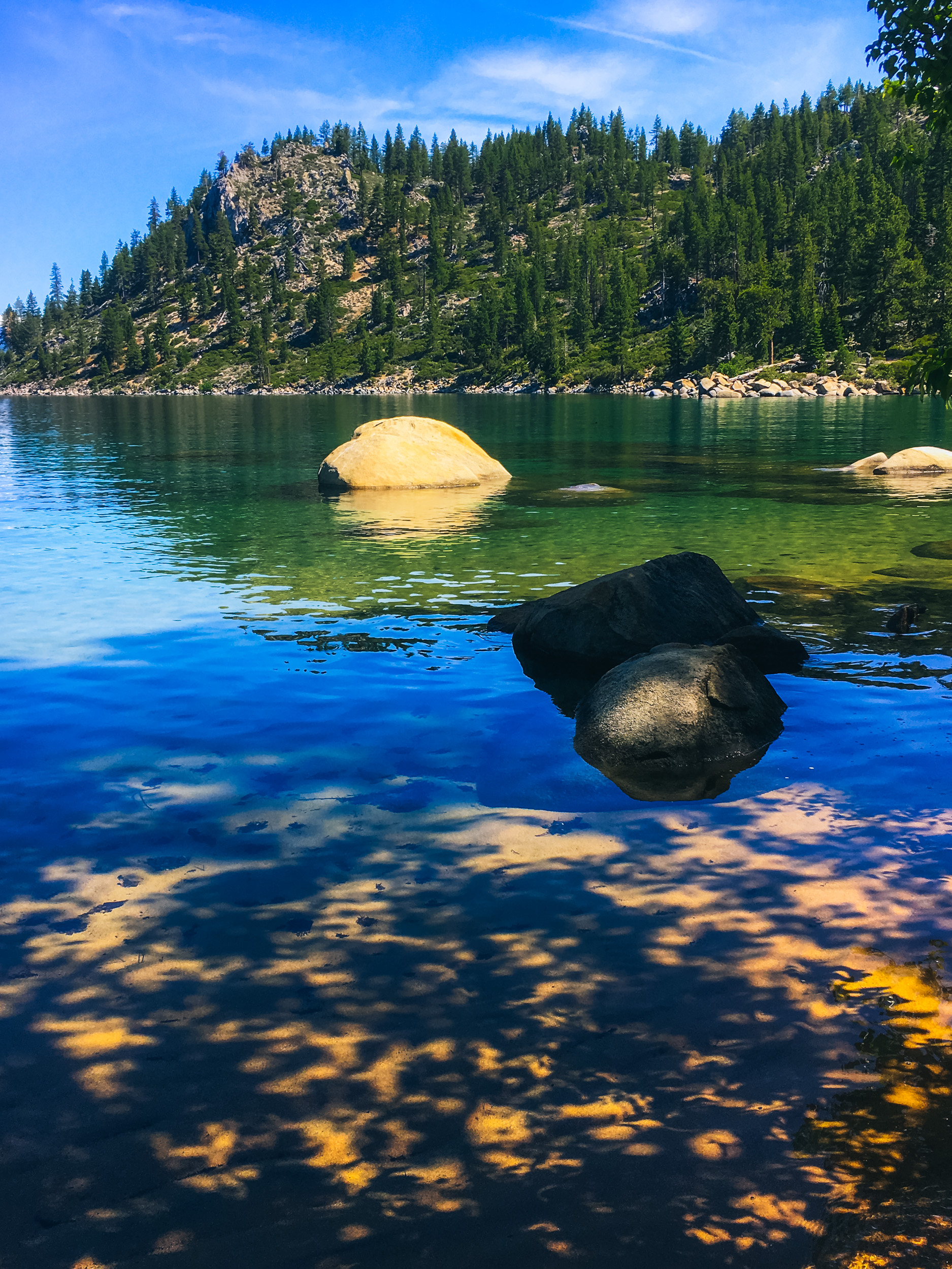 Lake Tahoe Skunk Harbor