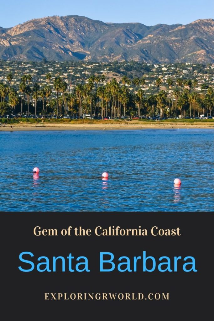 Santa Barbara California - Exploringrworld.com