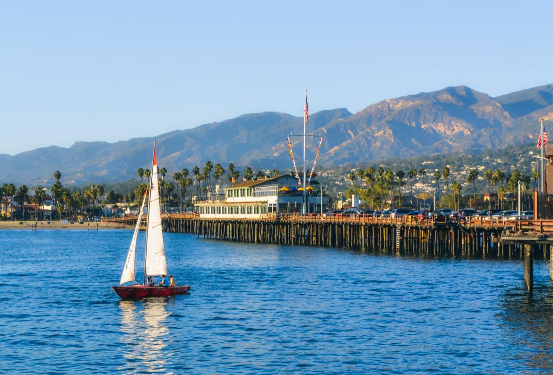Santa Barbara Stearns Wharf
