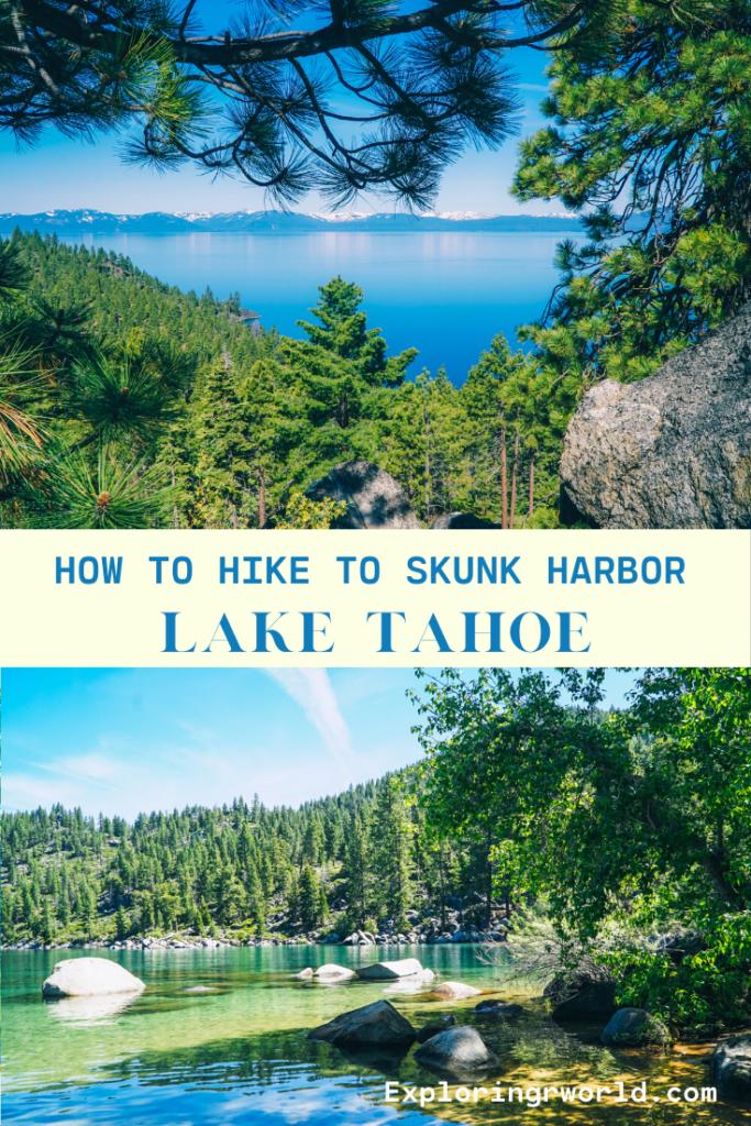Skunk Harbor Lake Tahoe - Exploringrworld.com