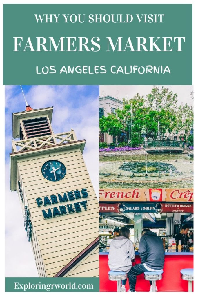 Farmers Market LA California USA - Exploringrworld.com