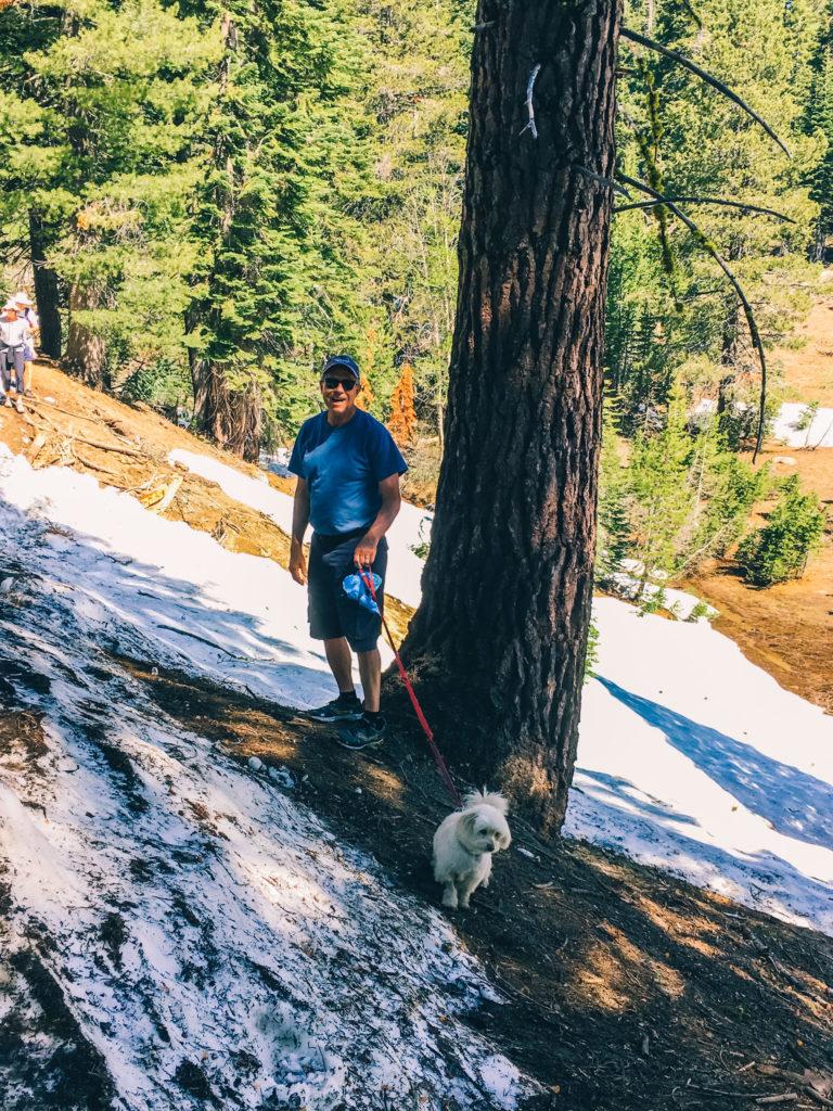 Lake Tahoe Incline Flume Trail