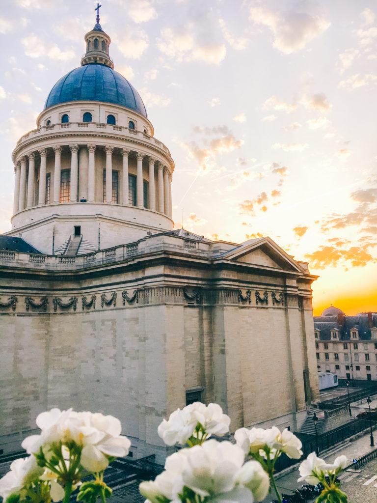 Paris Pantheon, Hotel des Grand Hommes