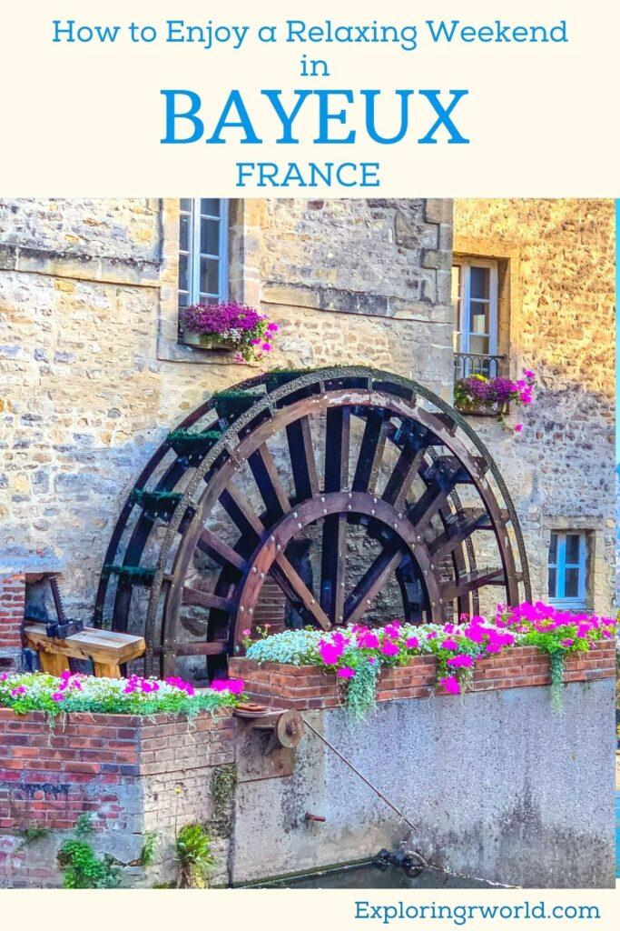 Bayeux France - Exploringrworld.com