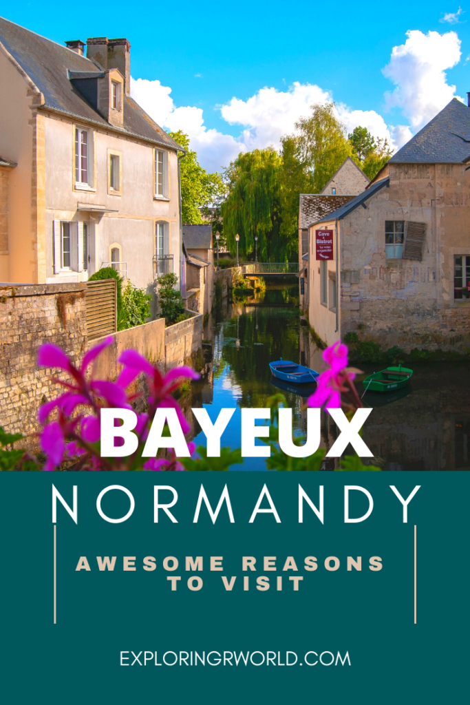 Bayeux France Normandy - Exploringrworld.com