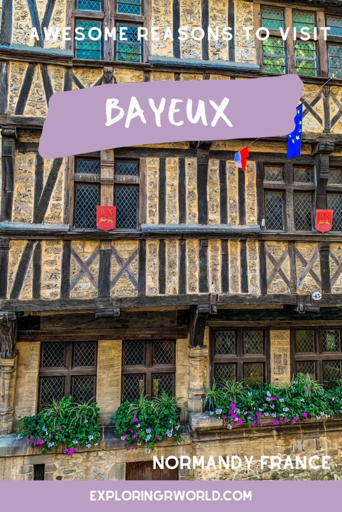 Bayeux Normandy - Exploringrworld.com