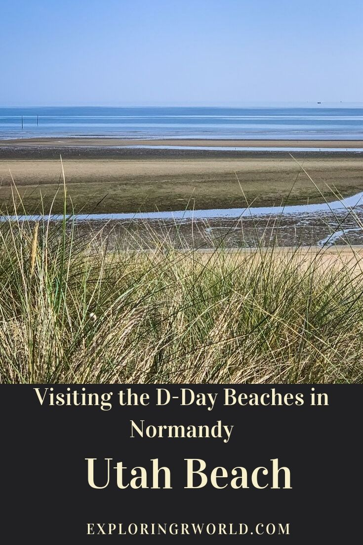 D-Day Beaches Normandy, Utah Beach - Exploringrworld.com